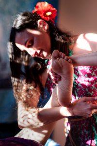 masaż hawajski lomi